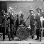 orchestră de jazz