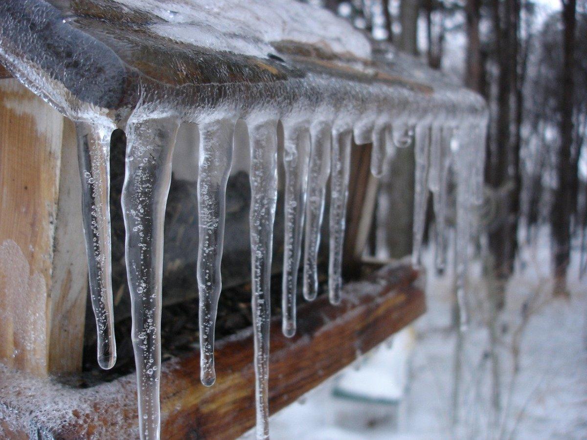 țurțuri țurțure gheață