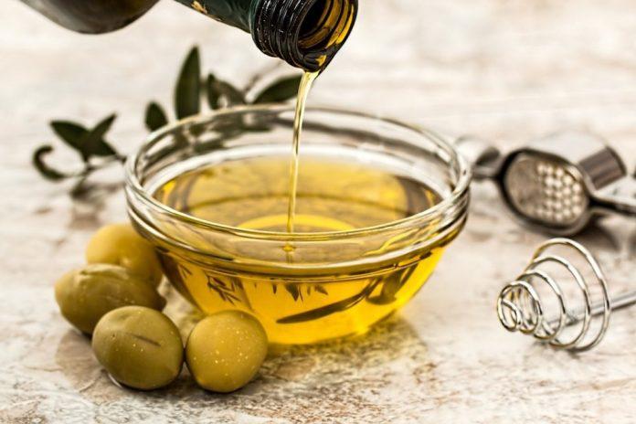 ulei de măsline calorii
