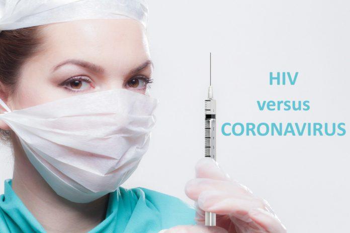 vaccin hiv coronavirus