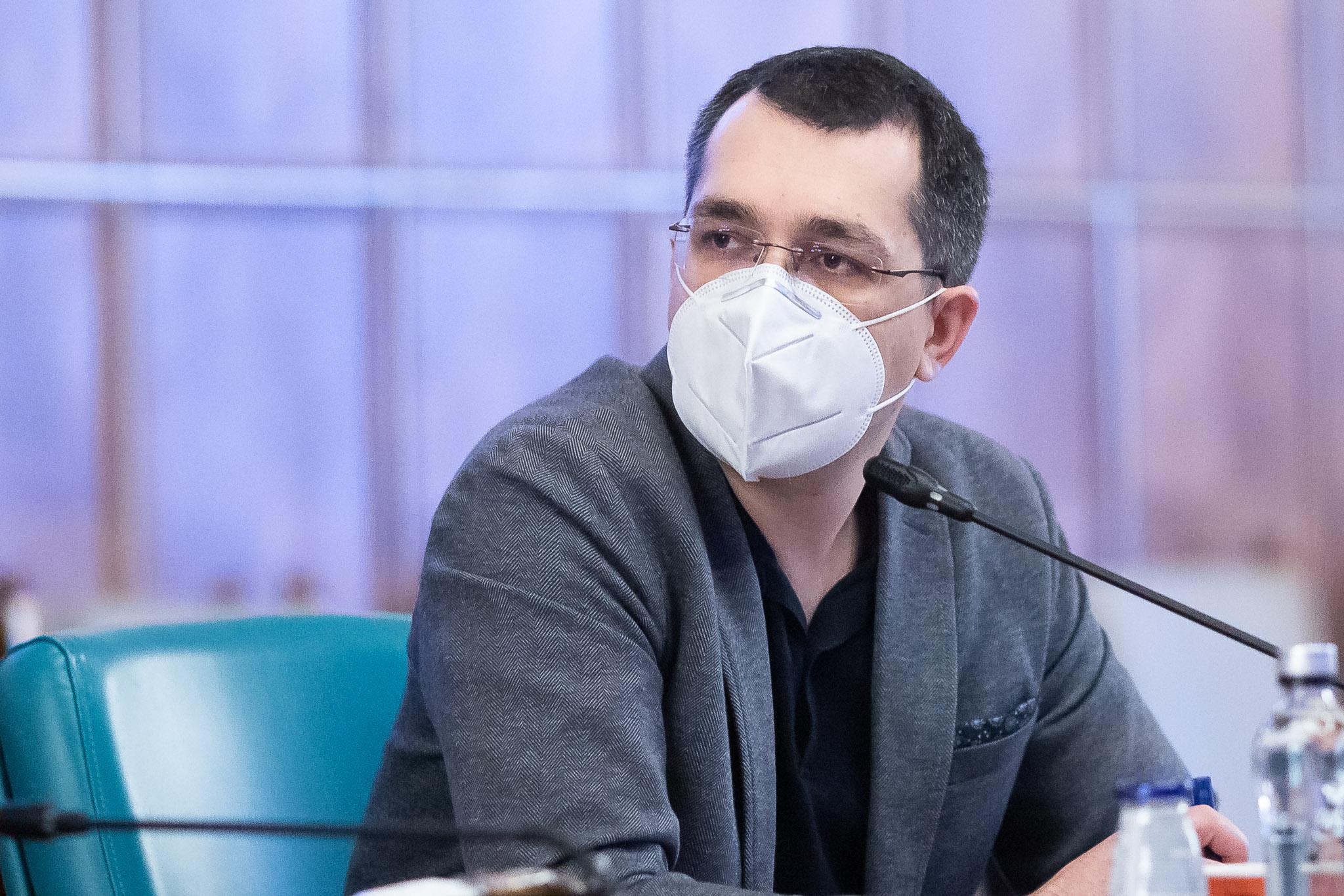 Vlad Voiculescu FOTO: Gov.ro