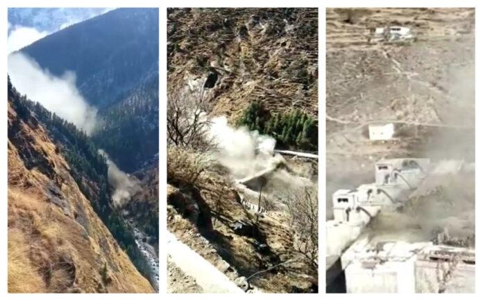 ghețar baraj india