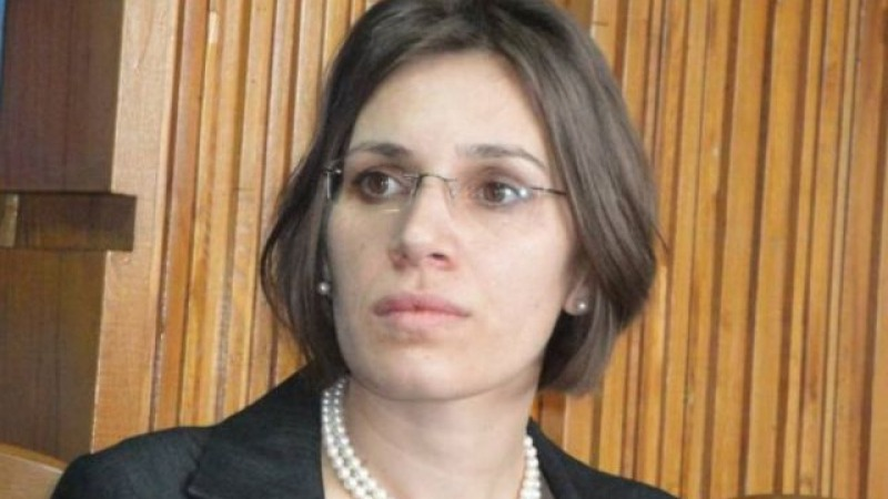 Irina Alexe FOTO: b1.ro