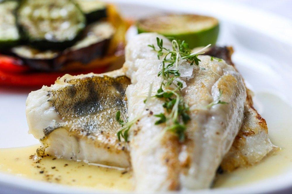 câte calorii are peștele