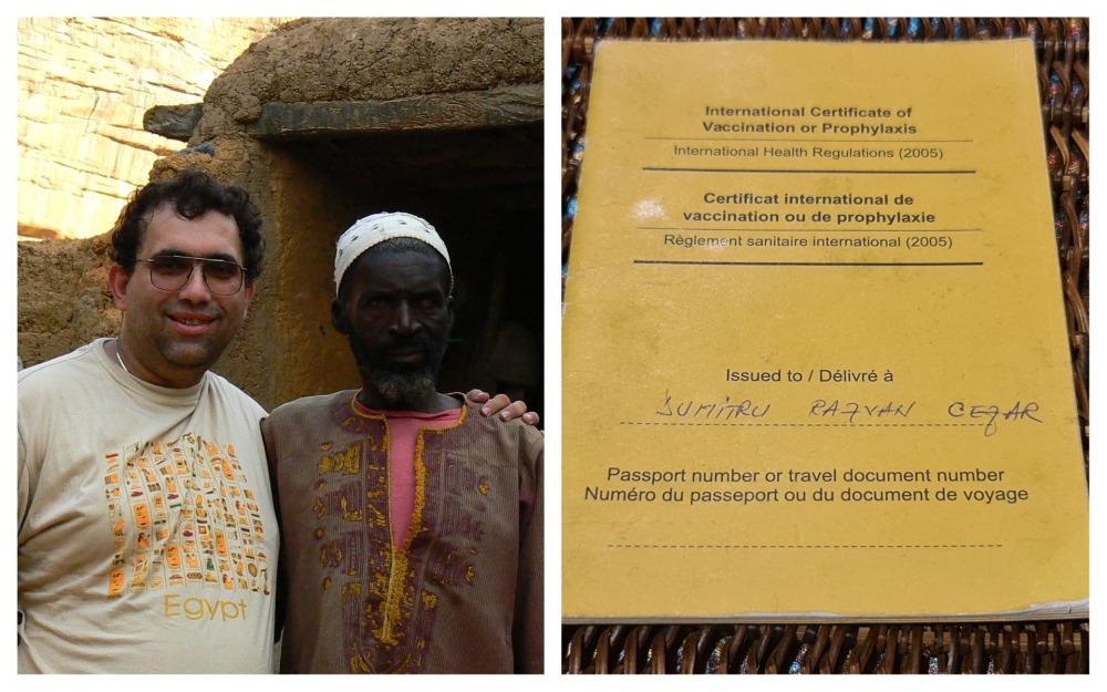 Certificatul Internațional de Vaccinare