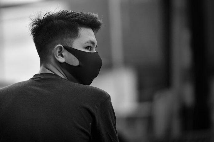 mască de față coronavirus
