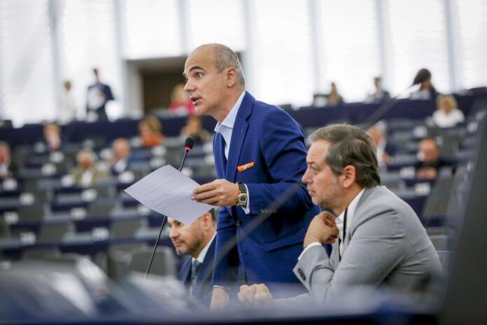 Rareș Bogdan FOTO: European Parliament Media Center