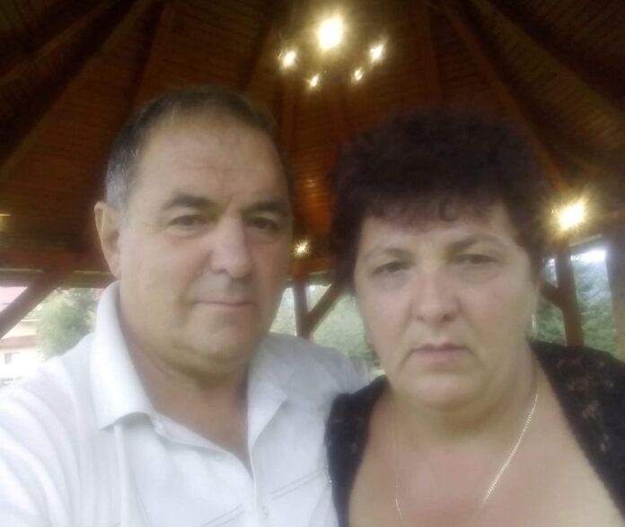 Gheorghe Moroșan și soția sa FOTO: Adevarul.ro