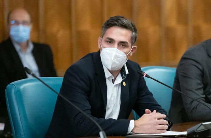Valeriu Gheorghiță FOTO: gov.ro