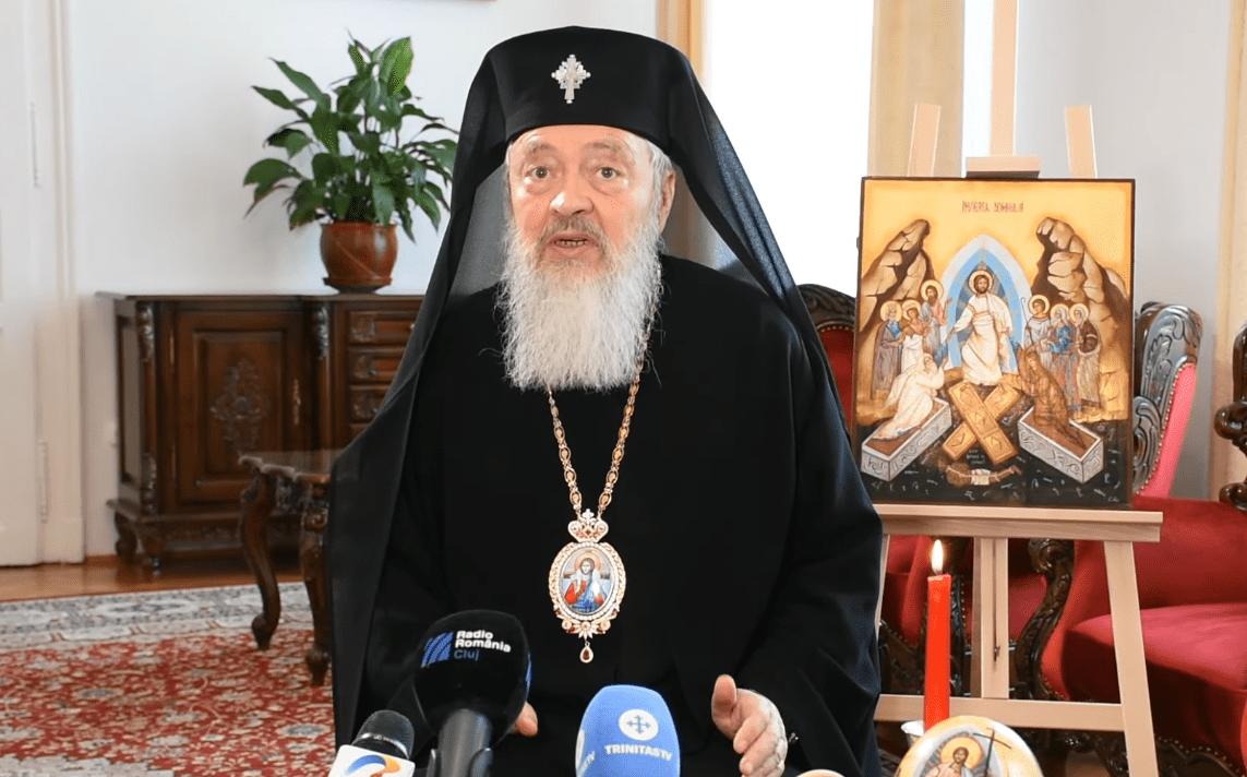 Mitropolitului Clujului, ÎPS Andrei