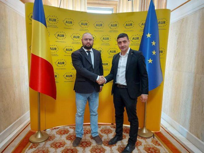 George Simion și Dan Rădulescu