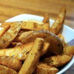 cartofi wedges calorii