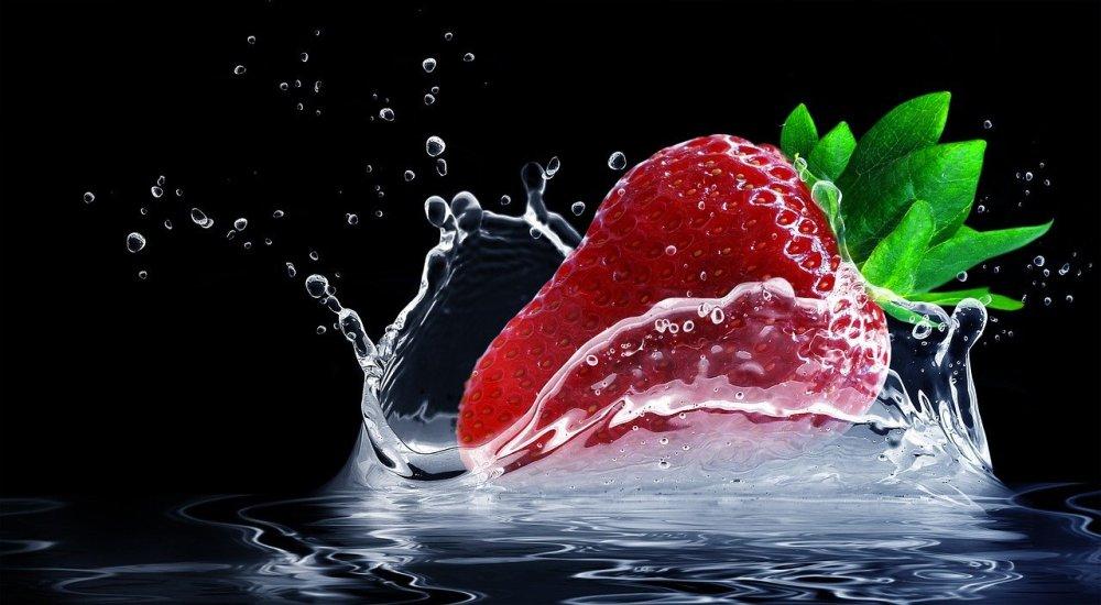 câte calorii au căpșunele