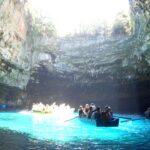 cele mai frumoase insule din grecia kefalonia peștera melissani