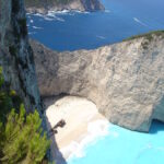 cele mai frumoase insule grecești de la marea ionică zakynthos navagio