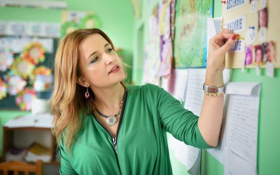 Învățătoarea Coziana Zaharia