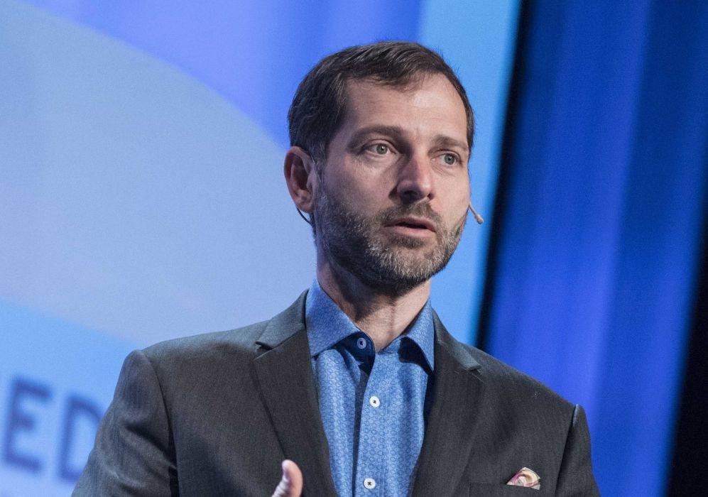 FOTO: Thor Brødreskift / Nordiske Mediedager - Teknologirevolusjonen whats next?/Wikimedia Commons