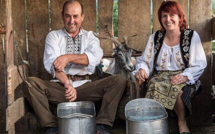 Marcel Taftă și Marcela Pricop FOTO: Facebook