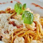 parmezan paste spaghete