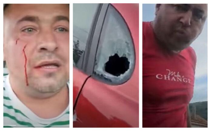 activist bătut poliția buzău