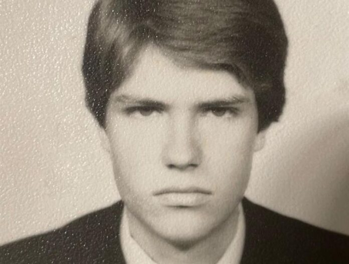 Klaus Iohannis la 17 ani