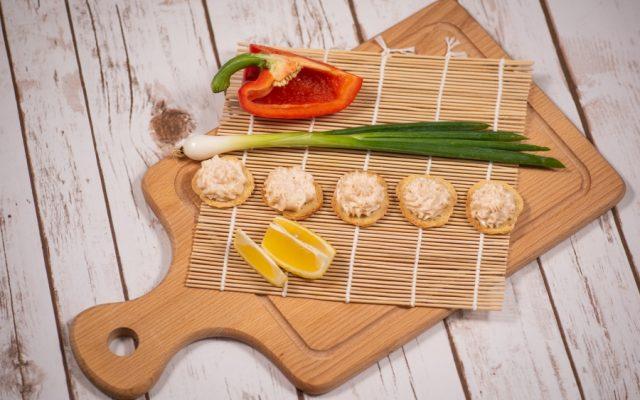 Salata de icre de știucă de Tulcea FOTO: Ministerul Agriculturii