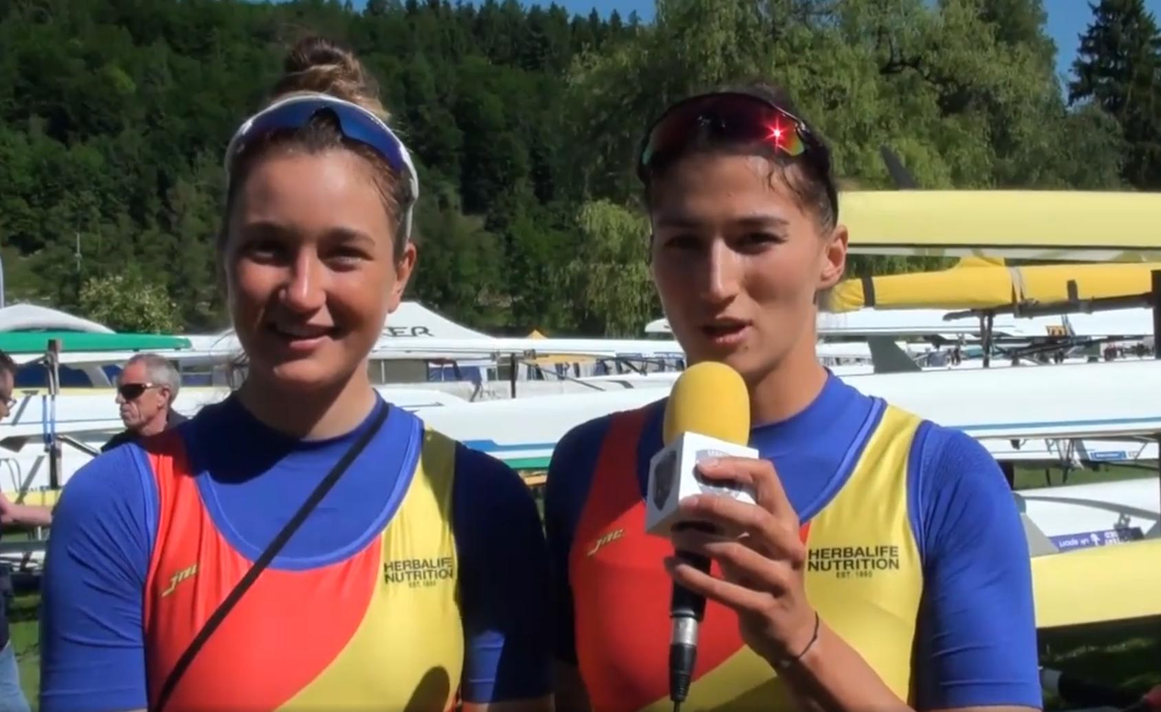 Simona Radiș și Ancuța Nicoleta Bodnar