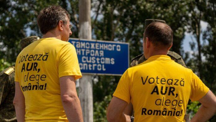 Dorin Chirtoacă, reprezentant al AUR în Republica Moldova FOTO: Facebook