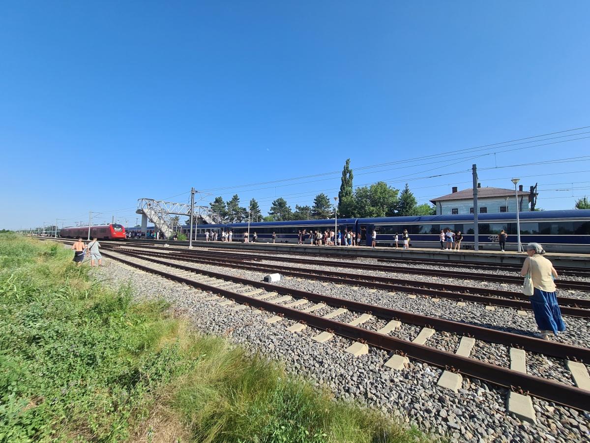tren IR 1993 cfr călători întârziere constanța bucurești
