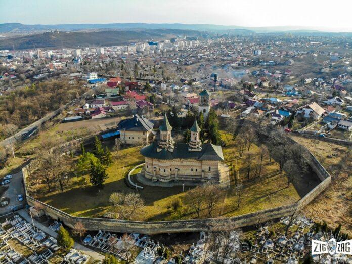 Mănăstirea Galata Iași FOTO: La Iași/Facebook