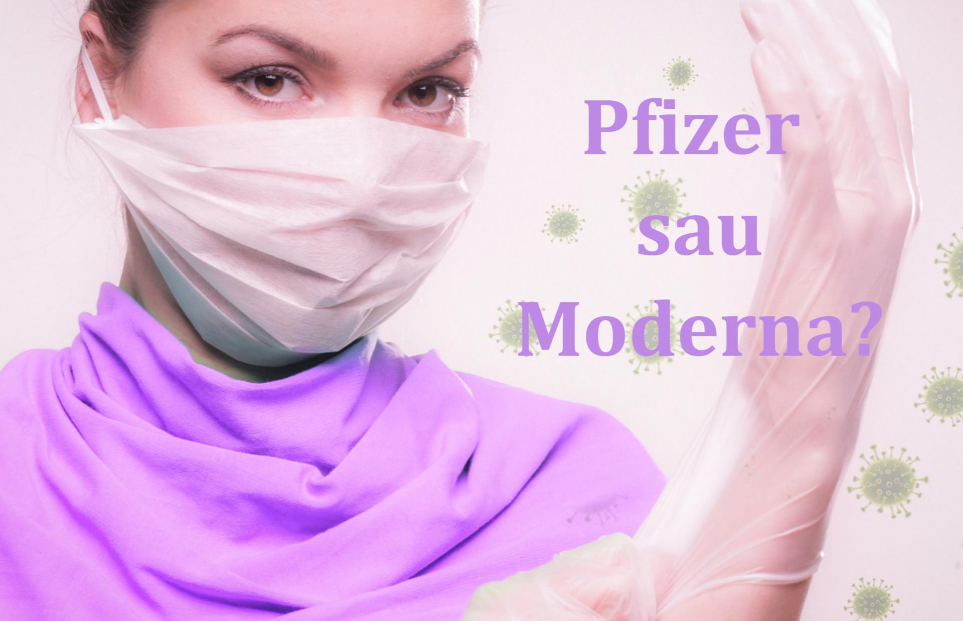 pfizer moderna vaccin