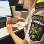 FOTO: Poliția de Frontieră/Facebook
