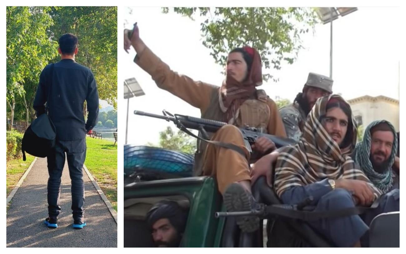 ahmad afganistan