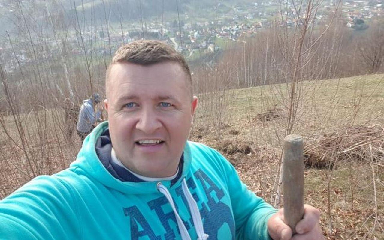 Primarul Ciprian Tamaș FOTO: Facebook