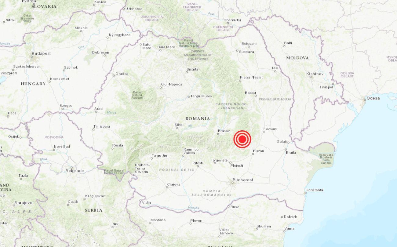 cutremur vrancea românia