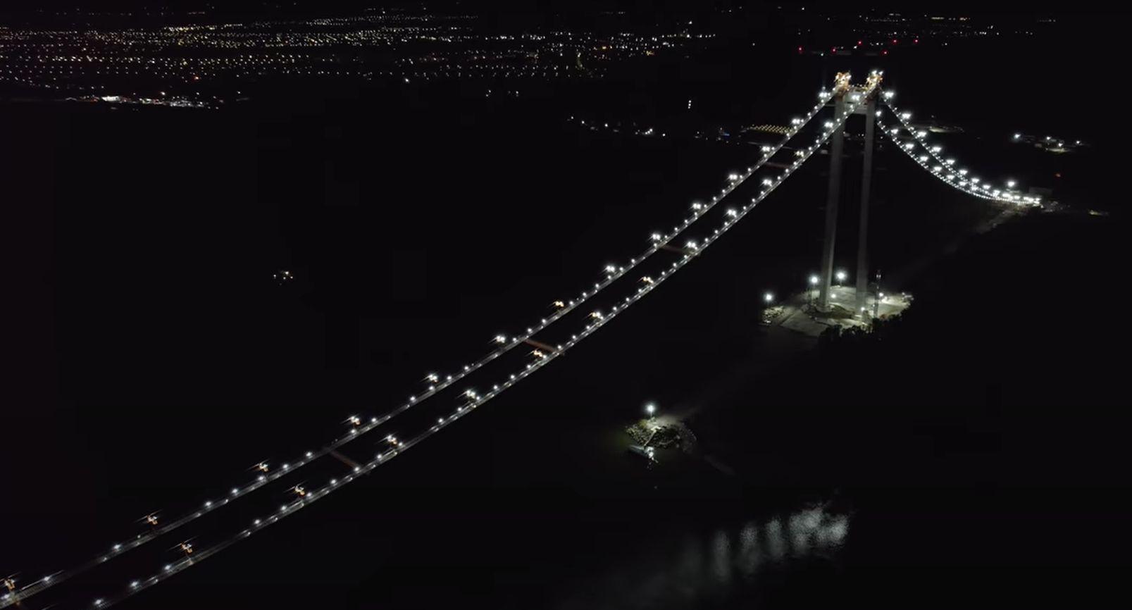 pod suspendat dunăre brăila